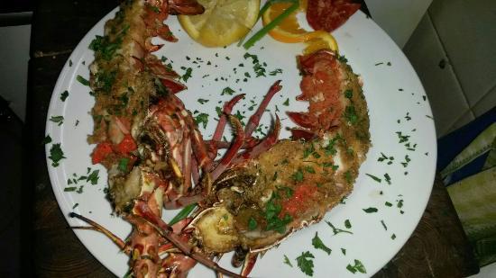Marea Restaurant: ARAGOSTA mmmmmm