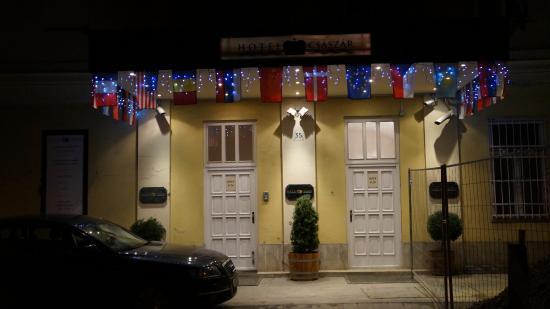 Csaszar Hotel: Hotel