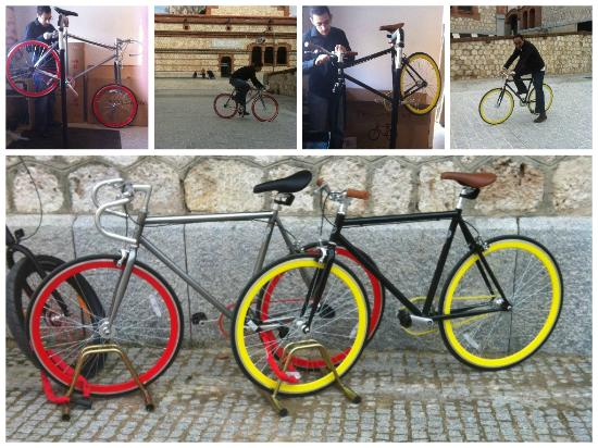 Mobeo Smart Transport: To fixies lovers we have all sizes