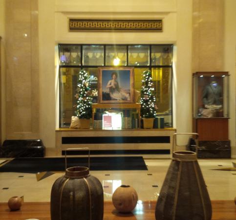JW Marriott Chicago: lobby2