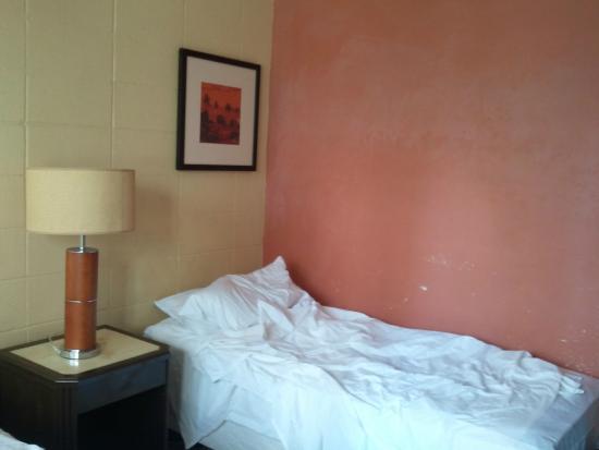 Waikiki Beachside Hostel: Tvåbäddsrum