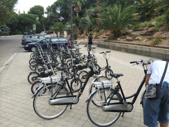 Mobeo Smart Transport: Amplia flota de bicis eléctricas para grupos de cualquier tamaño