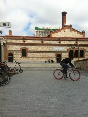 Mobeo Smart Transport : nice bikes in a nice place