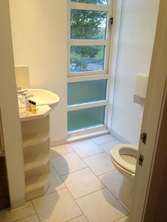 Drumoig Golf Hotel : Spotless toilet and bathroom
