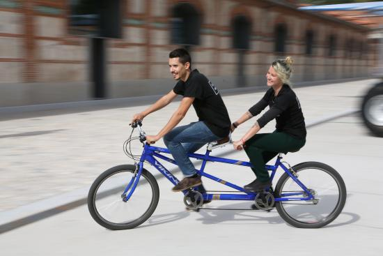 Mobeo Smart Transport : All types of bikes