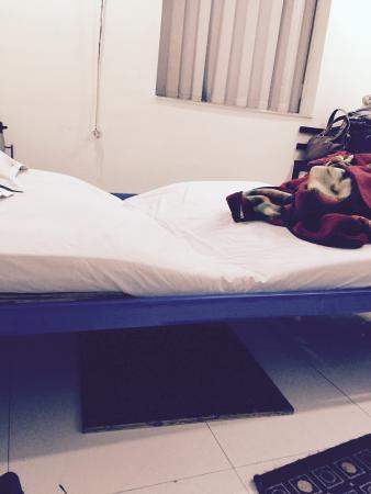 Neeranand Regency: Bed broke as soon as I climbed