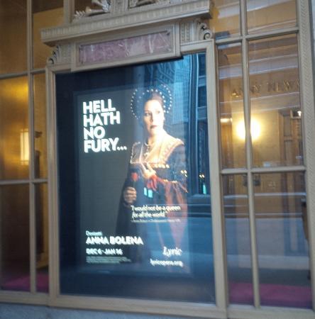 Lyric Opera of Chicago : Anna Bolena