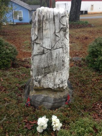 Munford, AL: Last Confederate Solider killed in battle during the Civil War