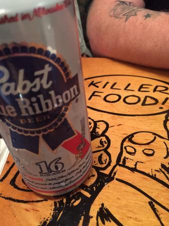 Gatorbites: Killer food and killer Beer! ;)