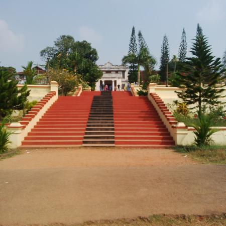 Hill Palace of Tripunithura: Towards Museum