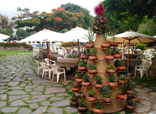 View picture of restaurante cultural mesa de piedra lima tripadvisor - Mesas de piedra ...