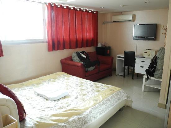 Diamond Residence: Interior habitación