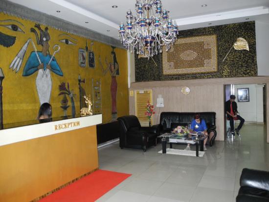 Diamond Residence: Lobby