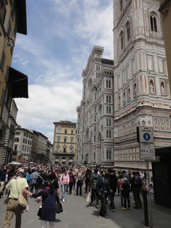 Relais Il Campanile: Próximo à Duomo