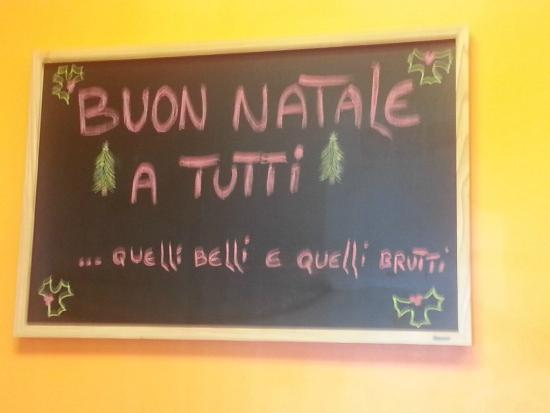 Espresso Italiano: Christmas greetings from the owner