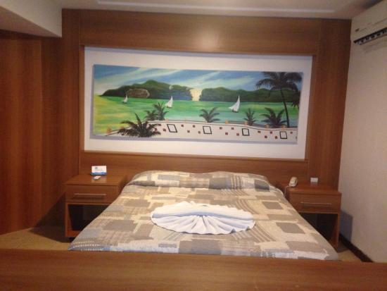 Mirador Praia Hotel: Quarto