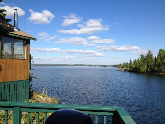 Totem Resorts: The view from Little Joe