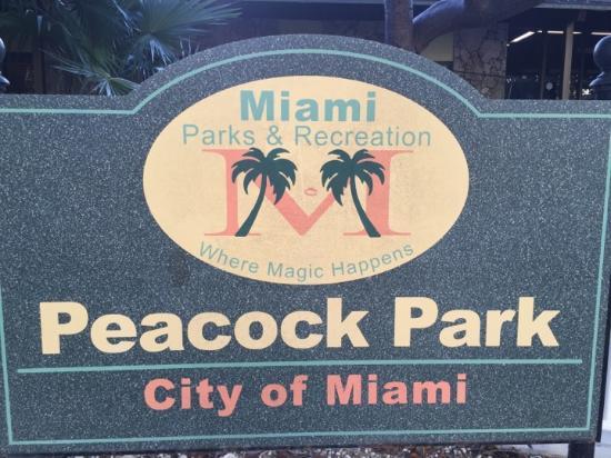 Peacock Park
