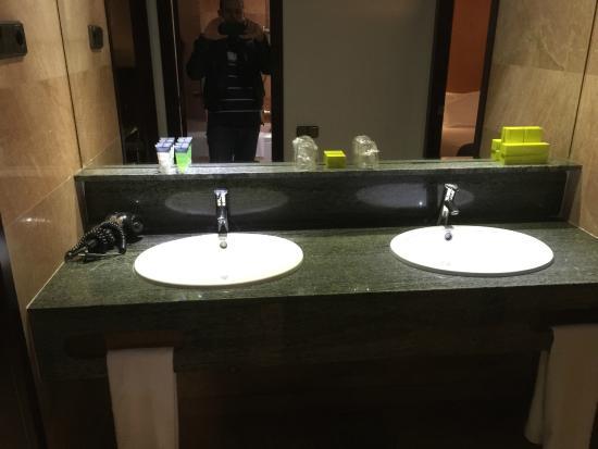 Hotel Silken Ramblas Barcelona: -
