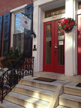 La Reserve Center City Bed and Breakfast : So cute!