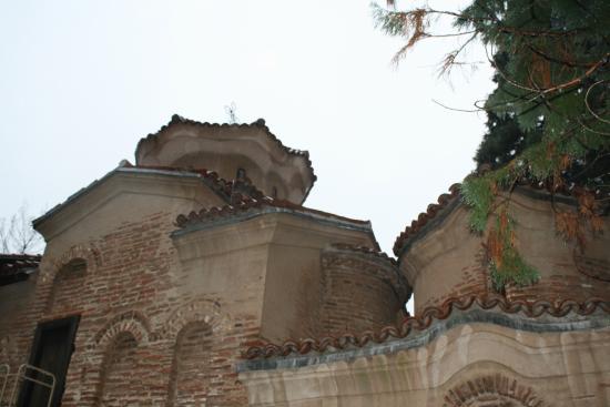 写真ボヤナ教会枚