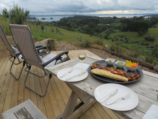 Simply B : Relaxing Views