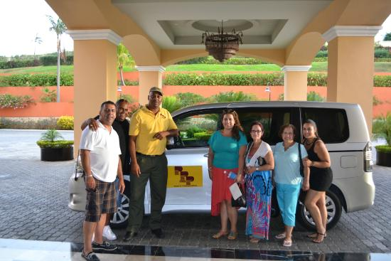 PPP Tran Tours Jamaica: Mr. Pugh and PPP Tours