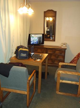 The Springs Inn : Our room 7