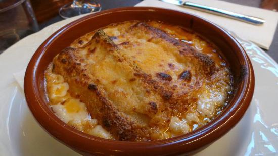 Restaurante Salambo : Canelons