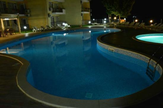 Helios Hotel: Pool