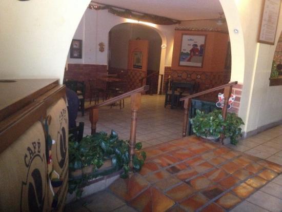 Cafe Grano Cafe: Cafetería