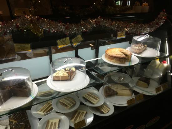 Sorbello's Italian Restaurant: Cool Desserts