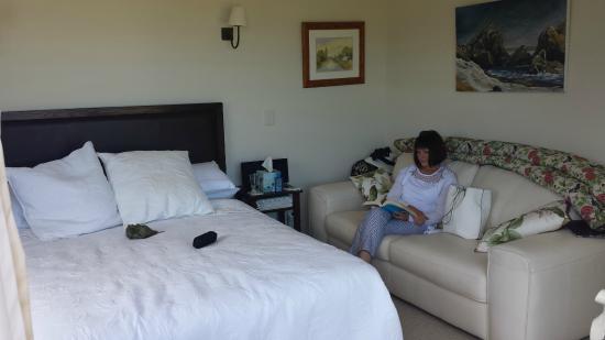 L'Abri: Bedroom