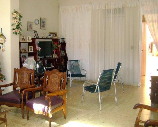 Casa Manolo: Sala principal