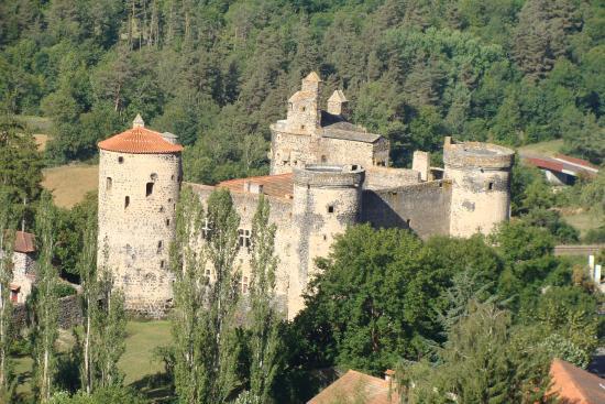 Forteresse de Saint-Vidal