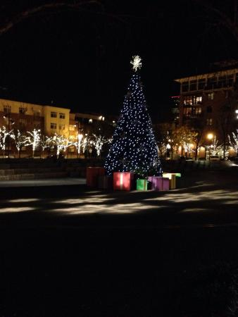 Pearl District : Jamison Park for Christmas