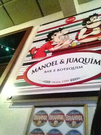 Manoel e Juaquim Bar e Botequim
