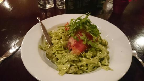 Alberto's Kitchen: Over cooked mush