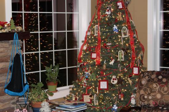 Granite Hills Inn: Christmas!