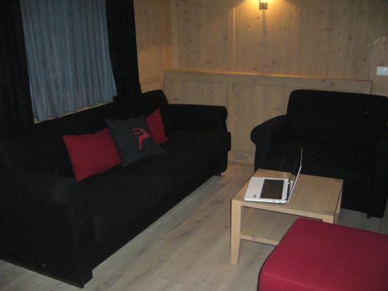 Zin Senfter Residence: salotto
