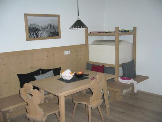 Zin Senfter Residence: stube