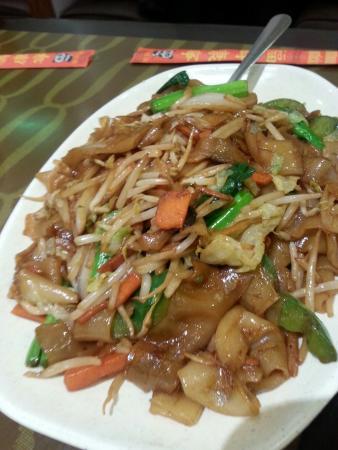 Mei Li Wah Bakery : Veg chow fun