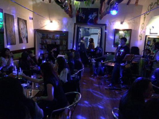 Chilcano Pisco Bar