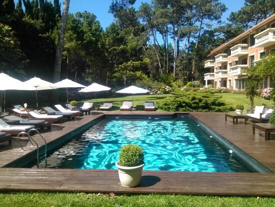 Barradas Parque Hotel & Spa: piscina maravillosa