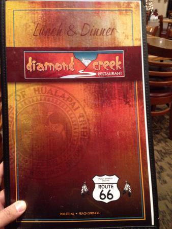 Hualapai Lodge Restaurant: Hualapai Diamond Creek Restaurant at Hualapai Lodge!