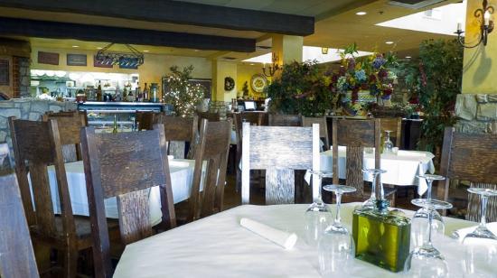 La Stalla Cucina Rustica: Dining room