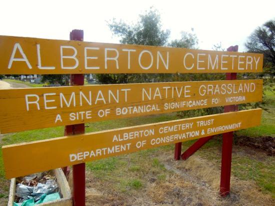 Alberton. Victoria Cemetery