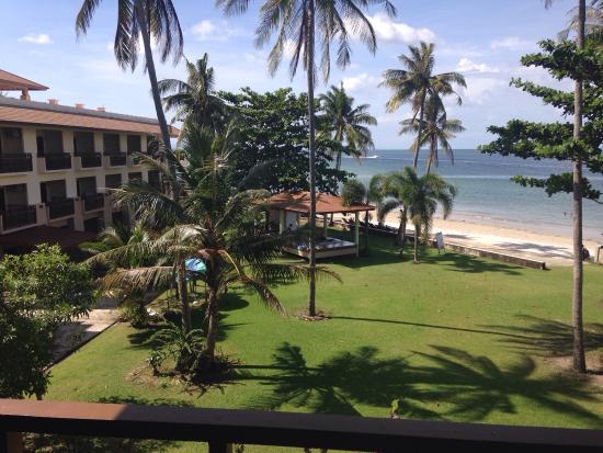 Aloha Lanta Resort: View from hotel room :)