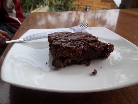 El Quetzal de Mindo Chocolate Tour: Brownie