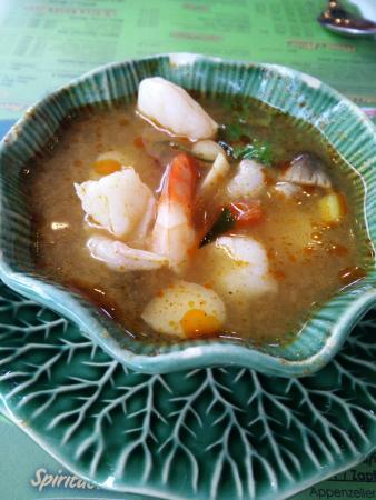Restaurant Little Thai: Seafood Tom Yam